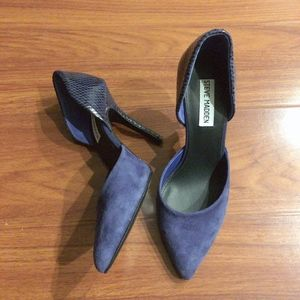 Steve Madden Varcityy Cut Out Upper Court Shoes